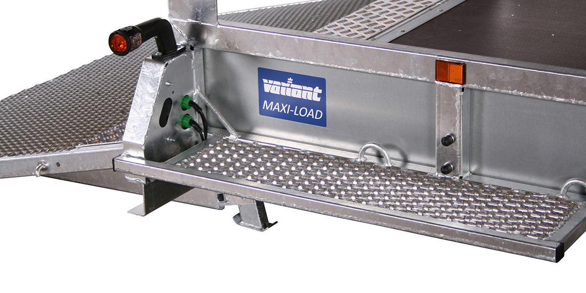 Maskinhenger <br>VARIANT 2715 M2 2700 kg 3