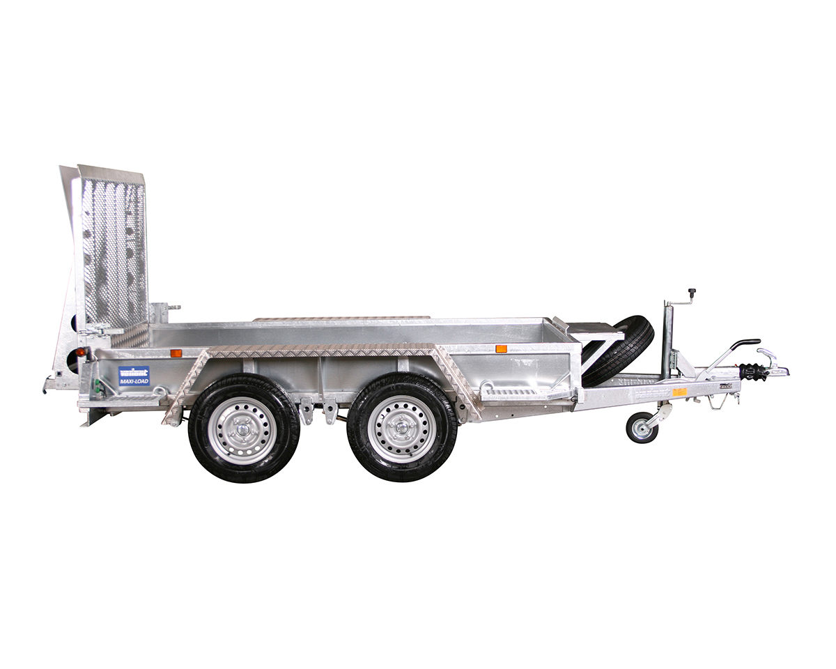 Maskinhenger <br>VARIANT 2715 M2 2700 kg 1
