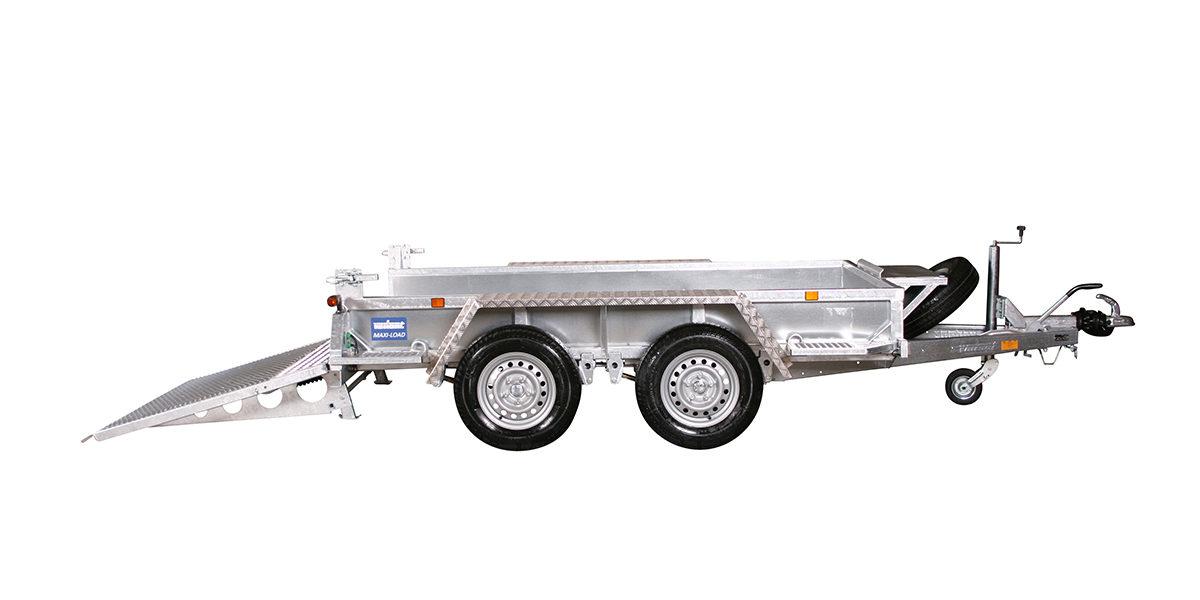 Maskinhenger <br>VARIANT 2715 M2 2700 kg 10