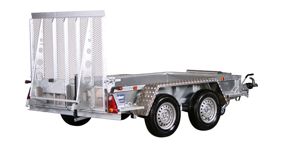 Maskinhenger <br>VARIANT 2715 M2 2700 kg 9