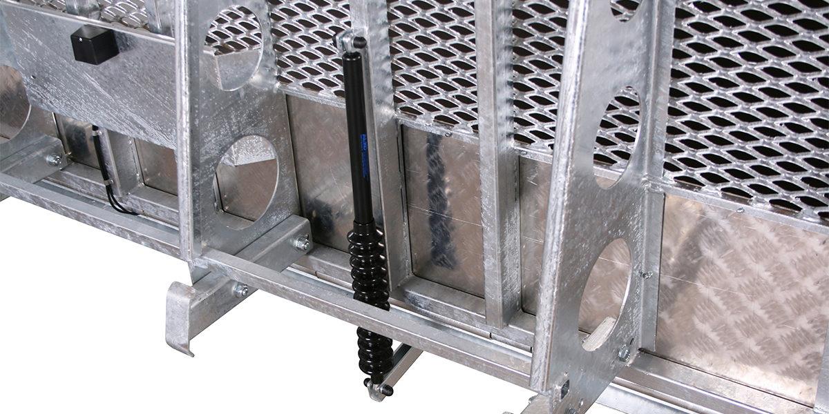 Maskinhenger <br>VARIANT 2715 M2 2700 kg 6