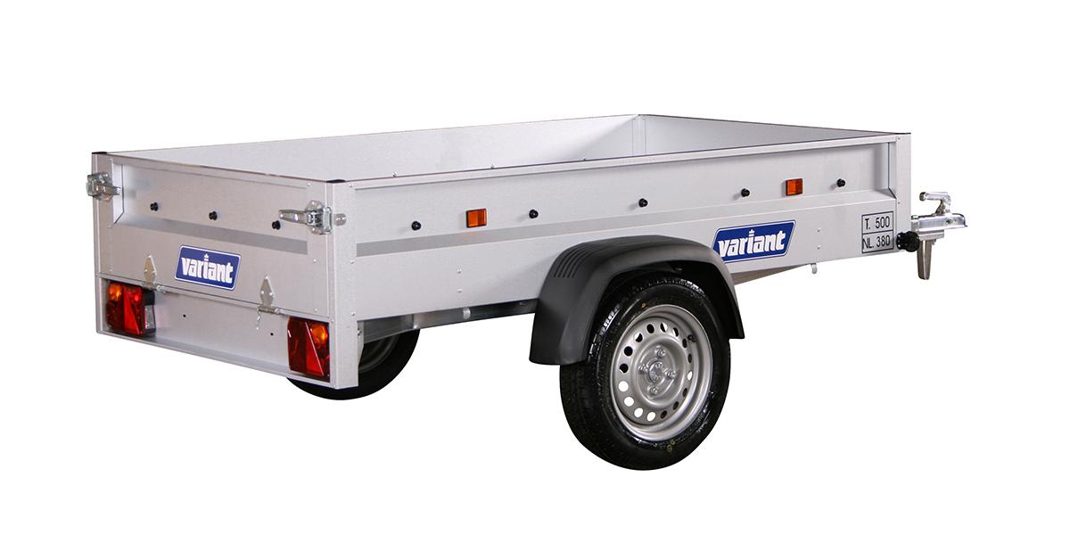 Fritidshenger <br>VARIANT 205 S1 750 kg 1