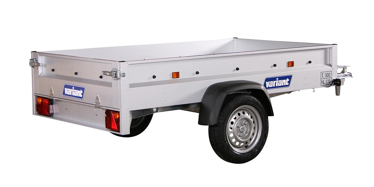 Fritidshenger <br>VARIANT 220 S1 750 kg 3