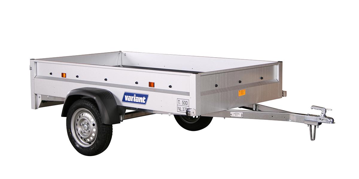 Fritidshenger <br>VARIANT 220 S1 750 kg 1
