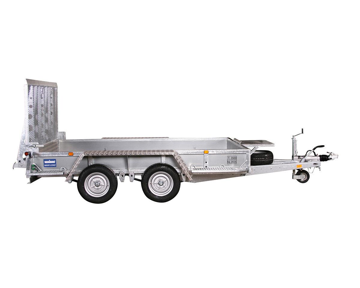 Maskinhenger <br>VARIANT 3518 M3 3500 kg 1