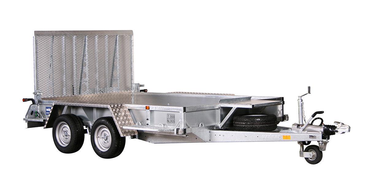 Maskinhenger <br>VARIANT 3518 M3 3500 kg 4