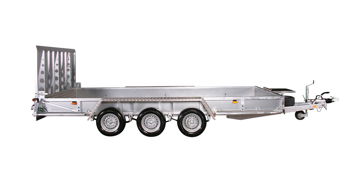 Maskinhenger <br>VARIANT 3520 M5 3500 kg 7