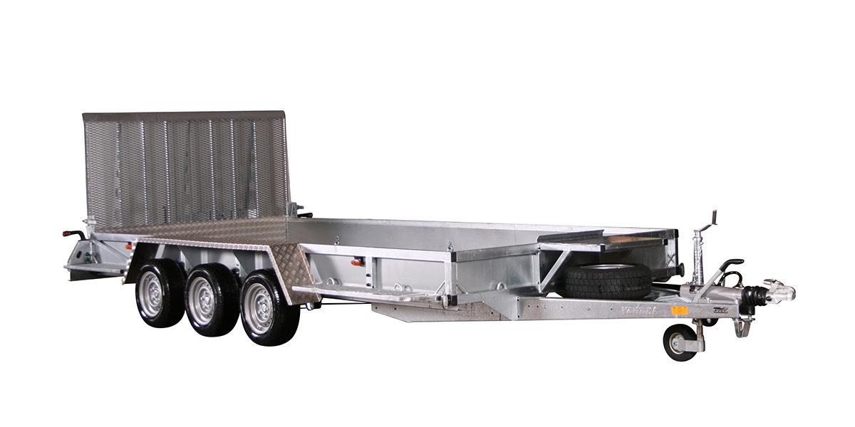 Maskinhenger <br>VARIANT 3520 M5 3500 kg 6