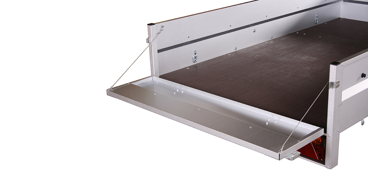 Fritidshenger <br>VARIANT 713 S3 750 kg 5