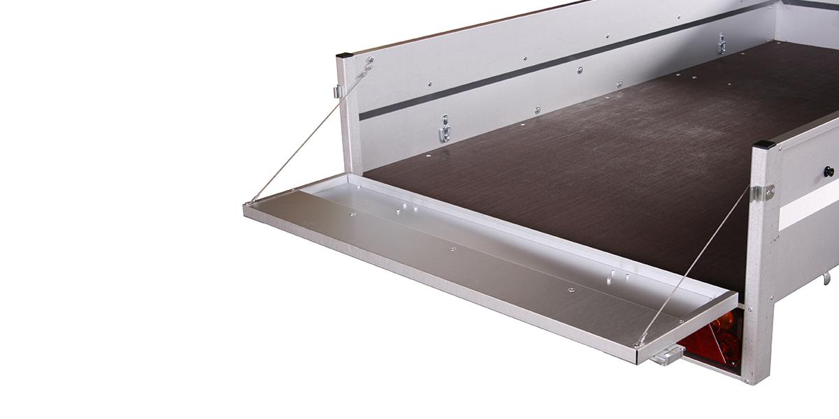 Fritidshenger <br>VARIANT 205 S1 750 kg 4
