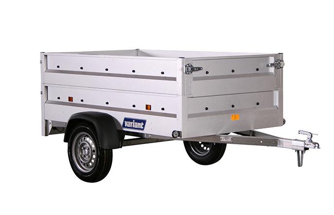 Fritidshenger <br>VARIANT 713 S3 750 kg 8