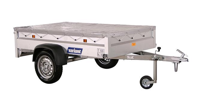 Fritidshenger <br>VARIANT 713 S3 750 kg 6