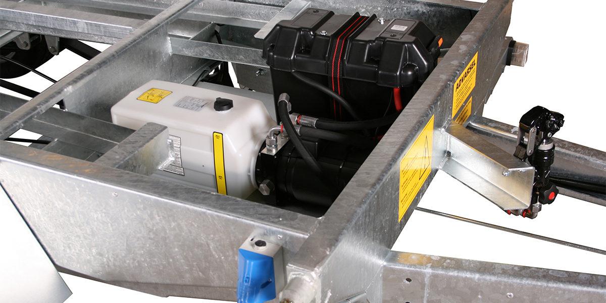 3-veis tipphenger <br>VARIANT 3519 TB 3500 kg 10