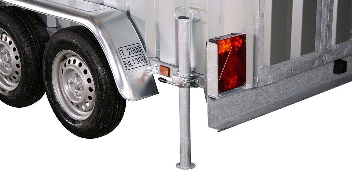 Containerhenger <br>VARIANT 2000 MC-XL 2000 kg 6
