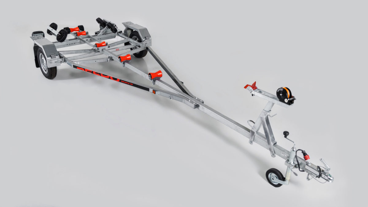 Båthenger <br>RESPO R 750 P 1