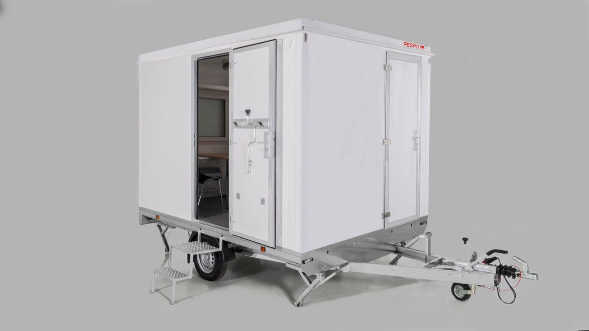 Mannskapsvogn <br>RESPO 320 2-dørs 4 personer 1