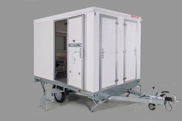 Mannskapsvogn RESPO 320 3-dørs 4 personer