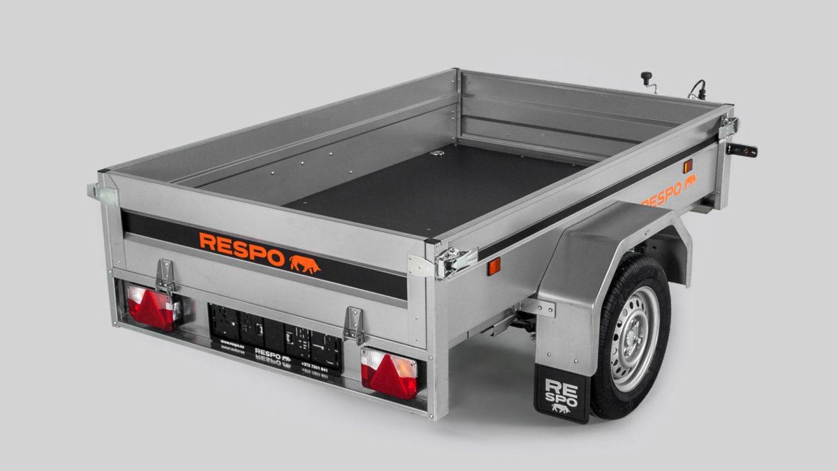 Varehenger <br>RESPO  RS 2075L 750 kg 1