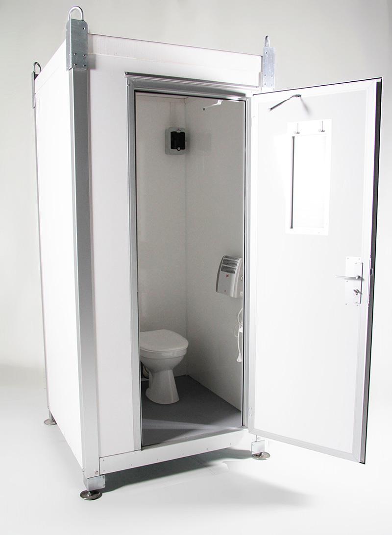 RESPO Toalettkabin 14