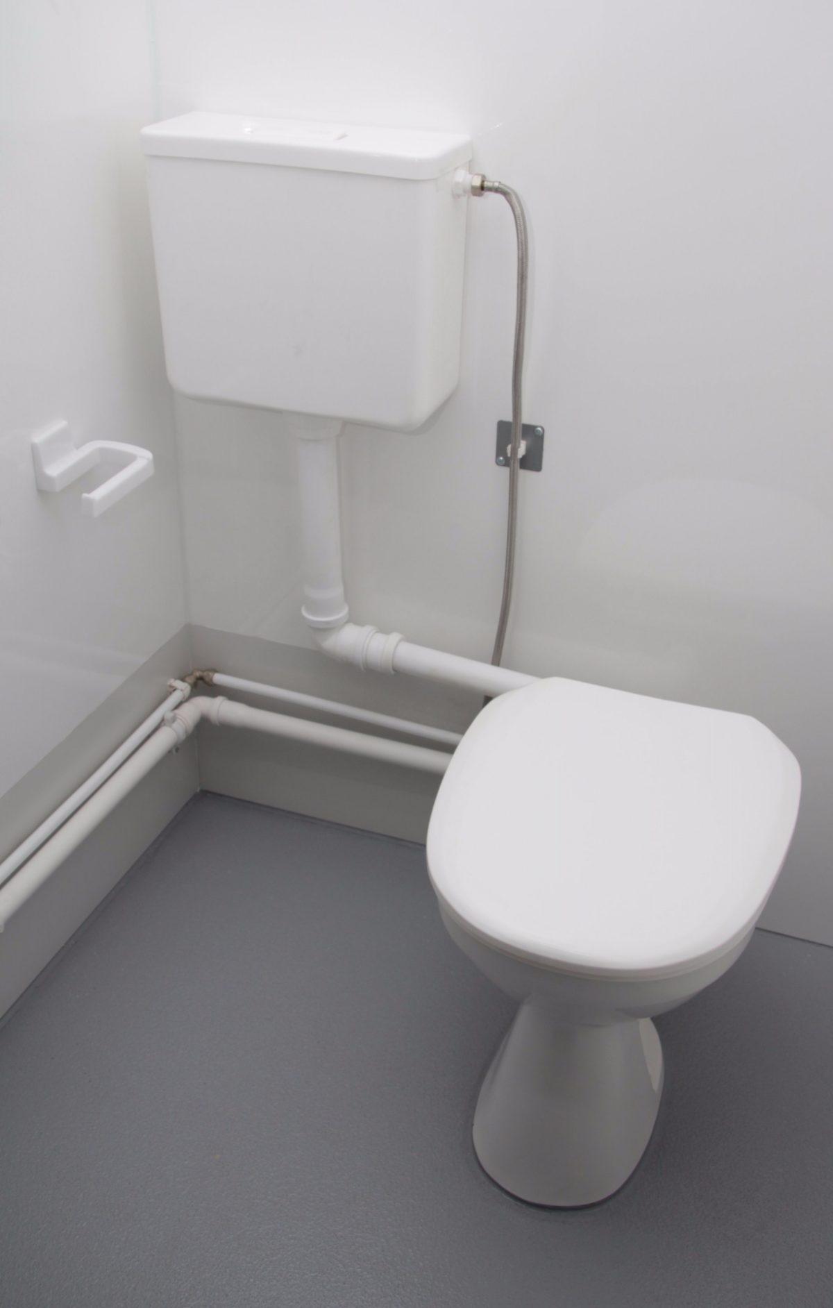 RESPO Toalettkabin 10