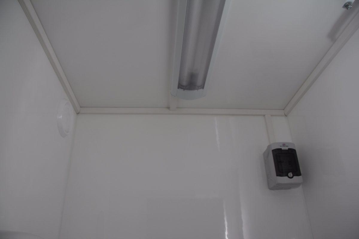 RESPO Toalettkabin 11