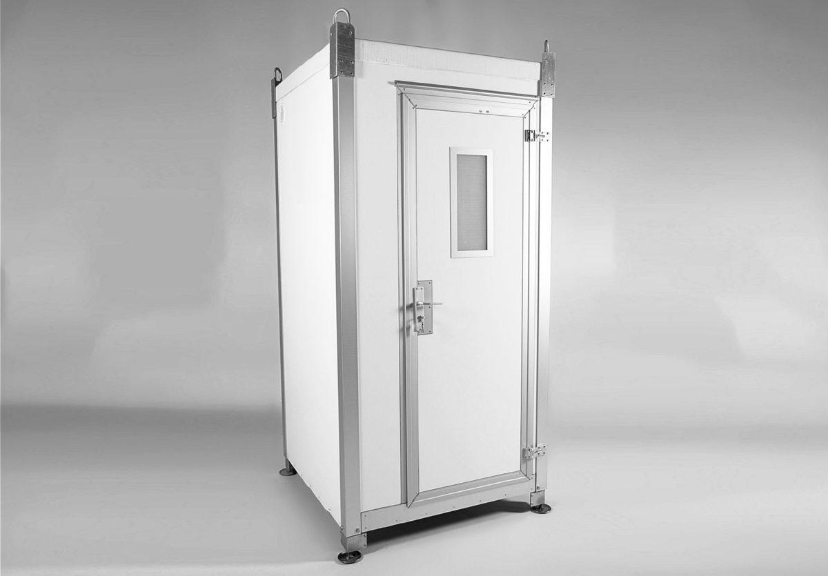 RESPO Toalettkabin 1