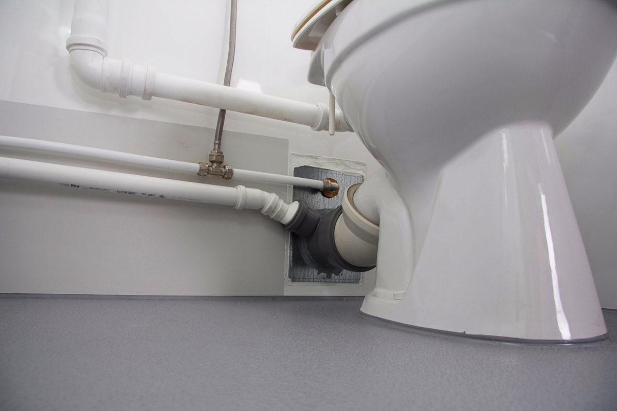 RESPO Toalettkabin 3