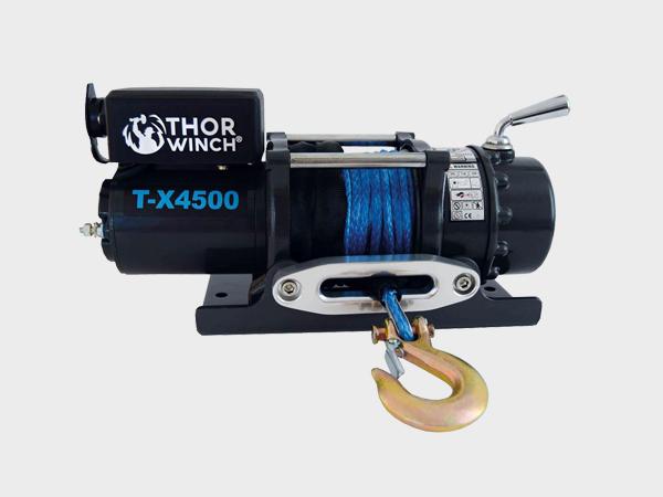 Vinsj <br>Thor Winch T-X4500 12V 1